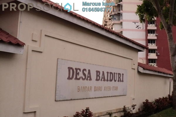 For Rent Condominium at Desa Baiduri, Farlim Leasehold Unfurnished 3R/1B 700translationmissing:en.pricing.unit