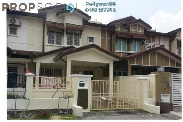 For Rent Terrace at USJ 17, UEP Subang Jaya Freehold Semi Furnished 3R/2B 430translationmissing:en.pricing.unit
