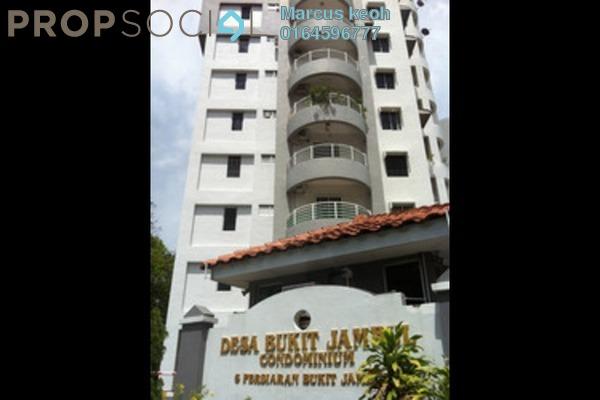 For Rent Condominium at Desa Bukit Jambul, Bukit Jambul Freehold Fully Furnished 3R/2B 1.4k