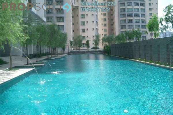For Sale Condominium at Suasana Sentral Condominium, KL Sentral Freehold Fully Furnished 6R/5B 2.25m