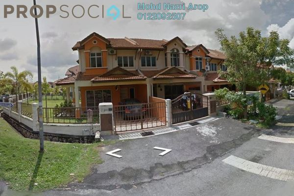 For Sale Terrace at Taman Mutiara Subang, Subang Freehold Semi Furnished 5R/3B 950k