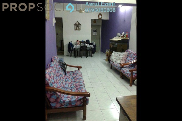 For Sale Apartment at Sri Camellia Apartment, Kajang Freehold Unfurnished 3R/2B 240k