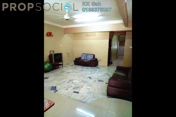 For Sale Link at Taman Yakin, Klang Freehold Semi Furnished 4R/3B 468k