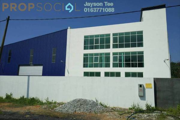For Sale Factory at Semenyih Hi-Tech Industrial Park, Semenyih Freehold Unfurnished 0R/0B 6.5m