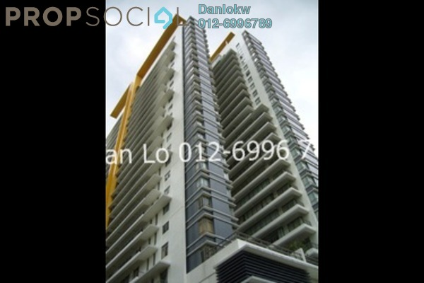 For Rent Condominium at 2 Hampshire, KLCC Freehold Fully Furnished 3R/4B 10k