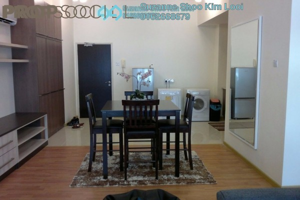 For Rent Serviced Residence at Parkview, KLCC Freehold Fully Furnished 1R/1B 2.5k