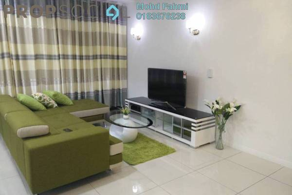 For Rent Serviced Residence at M City, Ampang Hilir Freehold Fully Furnished 2R/2B 3.9k