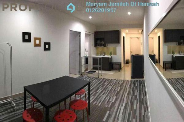For Sale Apartment at Menara U, Shah Alam Leasehold Fully Furnished 2R/1B 360k