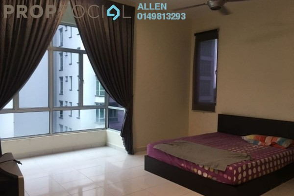 For Rent Apartment at Taman Perling, Iskandar Puteri (Nusajaya) Freehold Fully Furnished 3R/2B 1.6k