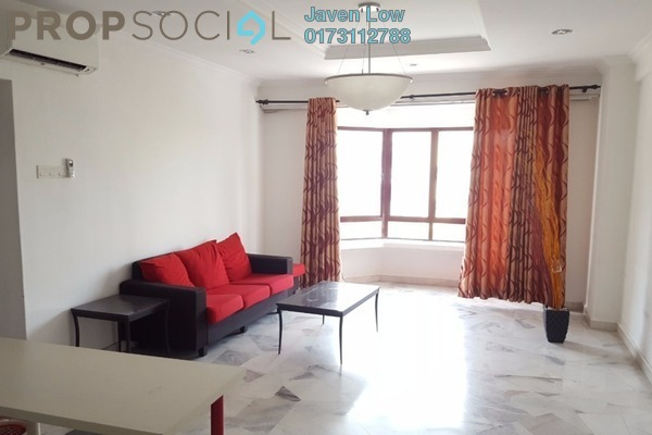 For Rent Apartment at Sri Bayu Apartment, Bandar Puchong Jaya Freehold Fully Furnished 3R/2B 1.25k