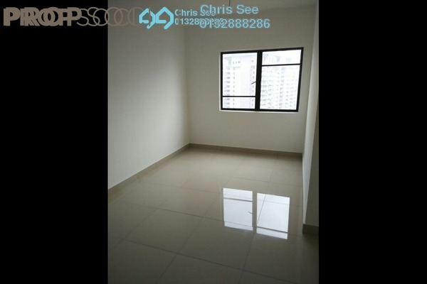 For Rent Condominium at Alam Sanjung, Shah Alam Freehold Unfurnished 3R/2B 1.2k