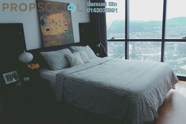 For Rent Condominium at The Elements, Ampang Hilir Freehold Fully Furnished 3R/3B 3.8k