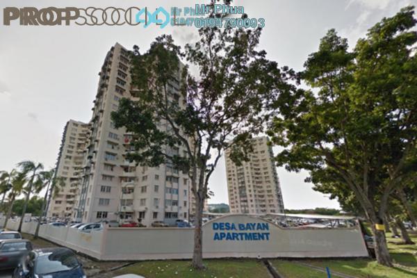 For Rent Condominium at Desa Bayan, Sungai Ara Freehold Semi Furnished 3R/2B 800translationmissing:en.pricing.unit