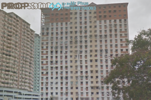For Rent Condominium at Gambier Heights, Bukit Gambier Freehold Unfurnished 3R/2B 1.2k