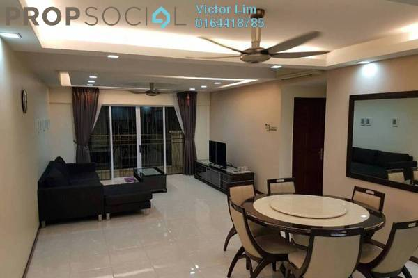 For Rent Condominium at Ken Damansara II, Petaling Jaya Freehold Fully Furnished 3R/2B 3k