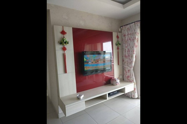 For Sale Condominium at Endah Promenade, Sri Petaling Leasehold Fully Furnished 3R/3B 700k