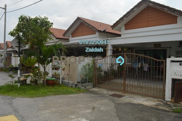 For Sale Terrace at Taman Seri Alam, Sungai Buloh Freehold Unfurnished 4R/2B 350k