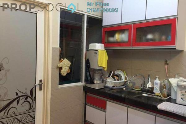 For Sale Condominium at Ocean View Residences, Butterworth Freehold Fully Furnished 3R/2B 410k