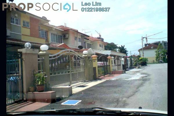 For Sale Terrace at Taman Seri Emas, Kajang Leasehold Semi Furnished 4R/3B 498k