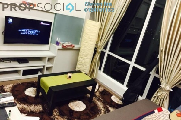 For Rent Serviced Residence at Garden Plaza @ Garden Residence, Cyberjaya Freehold Semi Furnished 1R/1B 1.3k