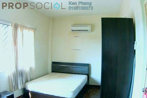 For Sale Condominium at Elaeis 2, Bukit Jelutong Freehold Fully Furnished 3R/2B 345k