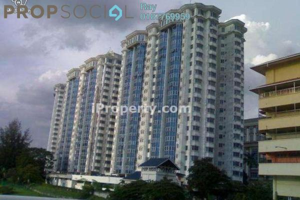 For Rent Condominium at Heritage, Setapak Freehold Fully Furnished 3R/2B 1.6k