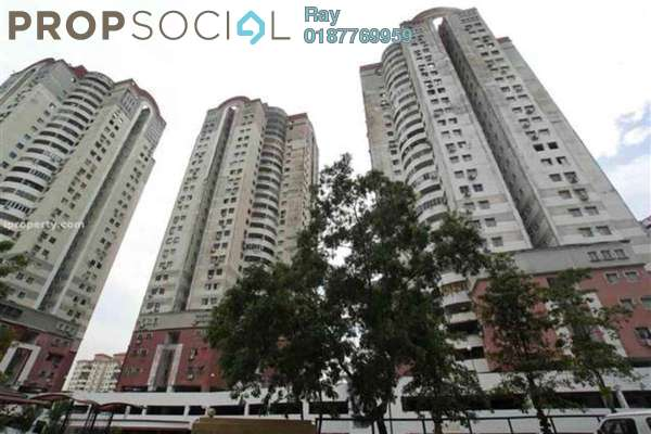 For Rent Condominium at Bukit Pandan 2, Pandan Perdana Freehold Semi Furnished 3R/2B 1.6k
