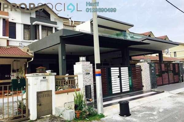 For Sale Terrace at Bandar Puteri Klang, Klang Freehold Fully Furnished 3R/3B 650k