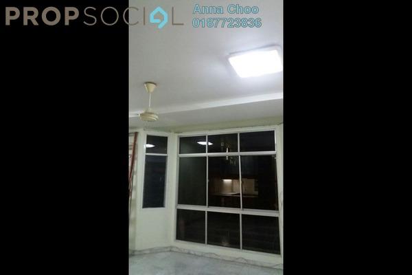 For Sale Apartment at Nova I, Segambut Freehold Semi Furnished 2R/1B 335k