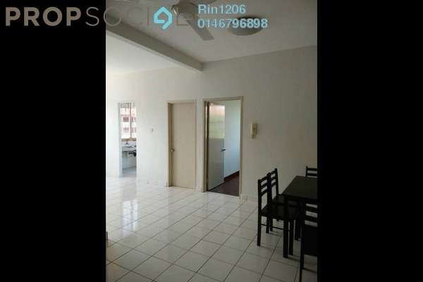 For Sale Apartment at Beverly Hills, Penampang Freehold Semi Furnished 2R/1B 245k