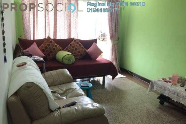 For Sale Condominium at BBK Condominium, Klang Freehold Semi Furnished 3R/2B 250k