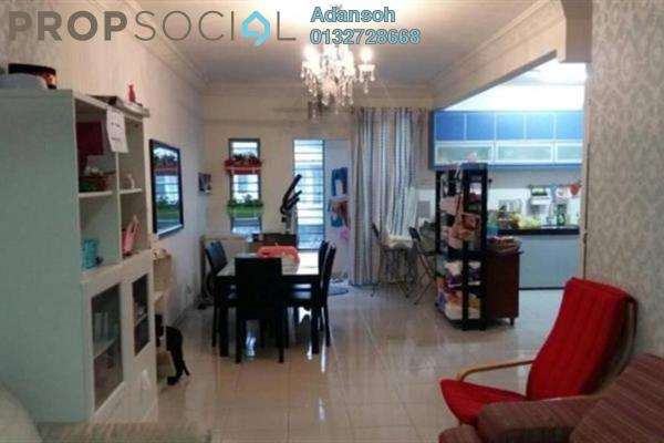 For Sale Townhouse at Amansiara, Selayang Leasehold Semi Furnished 3R/2B 380k