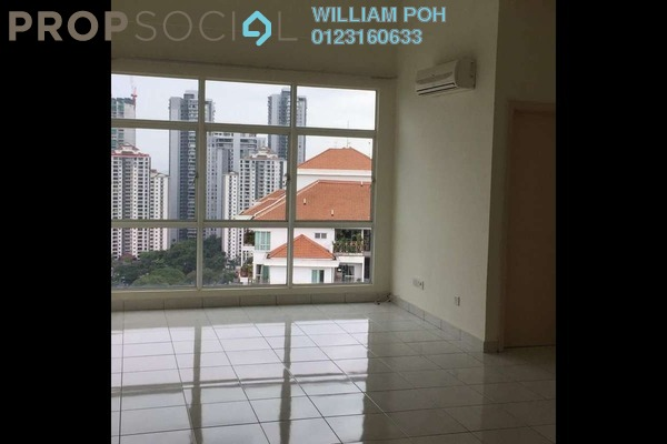 For Rent Condominium at Casa Suites, Petaling Jaya Freehold Semi Furnished 1R/2B 1.7k