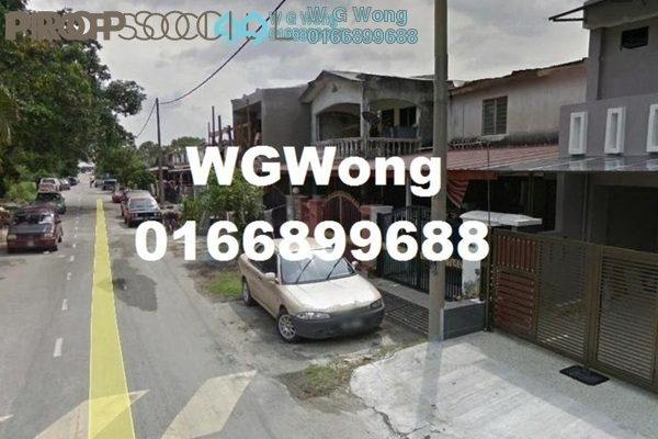 For Sale Terrace at Pusat Bandar Puchong Industrial Park, Pusat Bandar Puchong Freehold Semi Furnished 3R/2B 388k