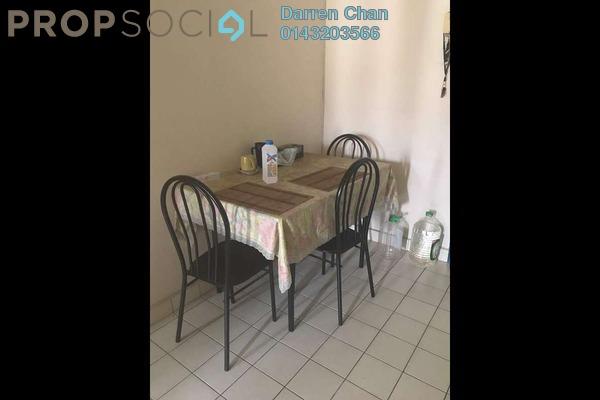For Rent Condominium at Prisma Perdana, Cheras Freehold Semi Furnished 3R/2B 1.4k