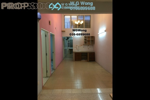 For Rent Terrace at Section 51A, Petaling Jaya Freehold Semi Furnished 3R/2B 1.65k