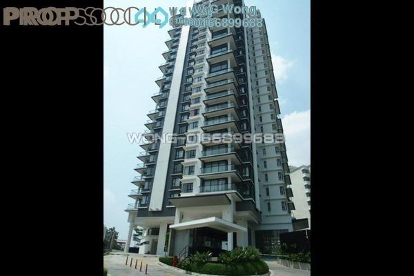For Rent Condominium at Lumina Kiara, Mont Kiara Freehold Fully Furnished 3R/2B 4.5k