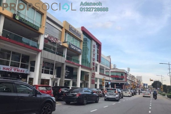 For Rent Office at Damansara Uptown, Damansara Utama Freehold Fully Furnished 1R/2B 5.1k