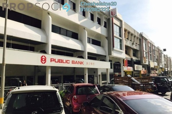 For Rent Office at Damansara Uptown, Damansara Utama Freehold Unfurnished 0R/2B 2.5k