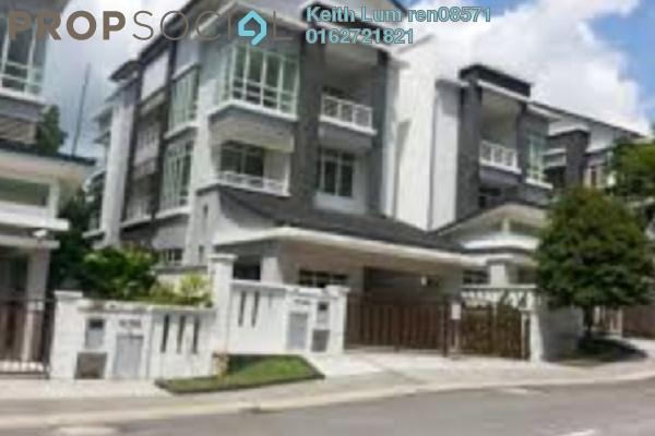 For Sale Semi-Detached at Siarah Oakleaf, Bukit Antarabangsa Leasehold Unfurnished 5R/6B 1.45m
