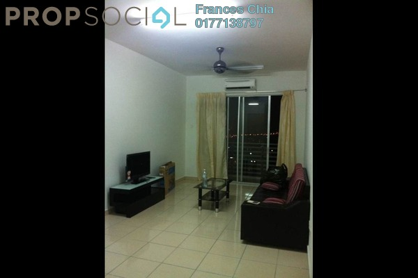 For Rent Condominium at Jalil Damai, Bukit Jalil Freehold Semi Furnished 3R/2B 1.15k