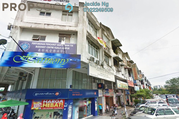 For Rent Shop at Pandan Perdana, Pandan Indah Leasehold Semi Furnished 0R/0B 7.4k