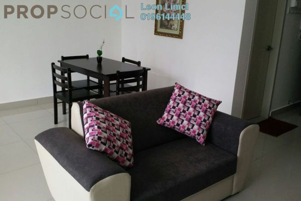 For Rent Condominium at Mutiara Ville, Cyberjaya Freehold Fully Furnished 0R/1B 1.15k