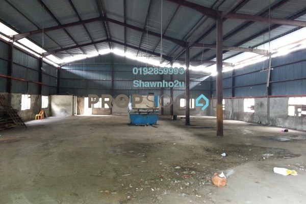 For Rent Factory at Kampung Baru Sungai Buloh, Sungai Buloh Leasehold Unfurnished 0R/2B 4.8k