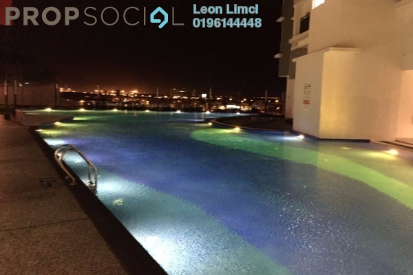 For Sale Condominium at Koi Prima, Puchong Leasehold Semi Furnished 3R/2B 420k