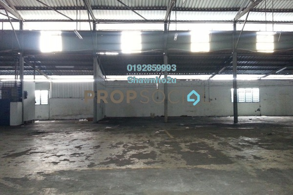 For Rent Factory at Kampung Baru Sungai Buloh, Sungai Buloh Leasehold Unfurnished 0R/2B 6.3k