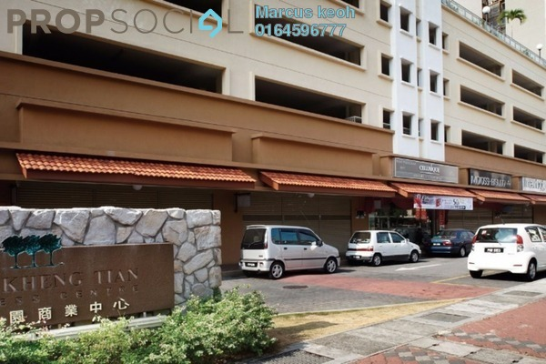 For Rent Condominium at Taman Kheng Tian, Jelutong Freehold Fully Furnished 3R/1B 1.1k
