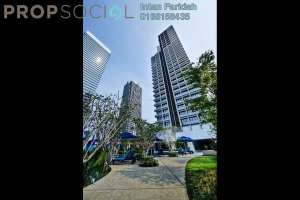 For Sale Condominium at 6 CapSquare, Dang Wangi Freehold Fully Furnished 3R/3B 1.95m