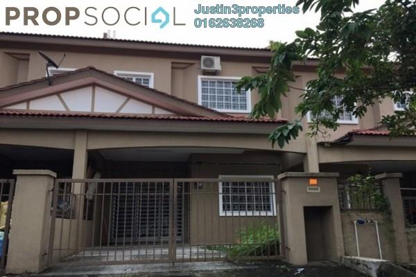 For Rent Terrace at Taman Kekwa, Bukit Beruntung Freehold Unfurnished 4R/3B 1k