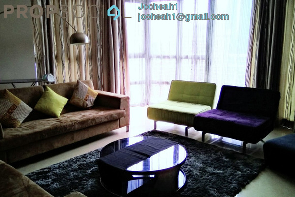 For Sale Condominium at Idaman Residence, KLCC Freehold Fully Furnished 3R/3B 1.83m